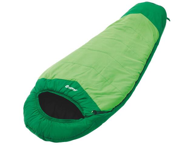 Outwell Convertible Junior Śpiwór Dzieci zielony
